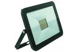 FL-LED Light-PAD 50W Black 2700К 4250Лм 50Вт AC195-240В 237x172x32мм 1220г