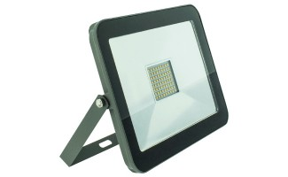 FL-LED Light-PAD 70W Grey 2700К 5950Лм 70Вт AC195-240В 275x200x33мм 1640г