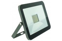 FL-LED Light-PAD 70W Grey 6400К 5950Лм 70Вт AC195-240В 275x200x33мм 1640г
